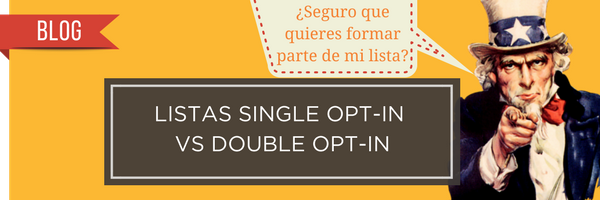 single opt-in double opt-in