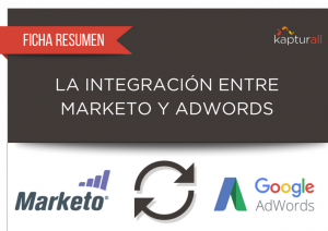 marketo y adwords