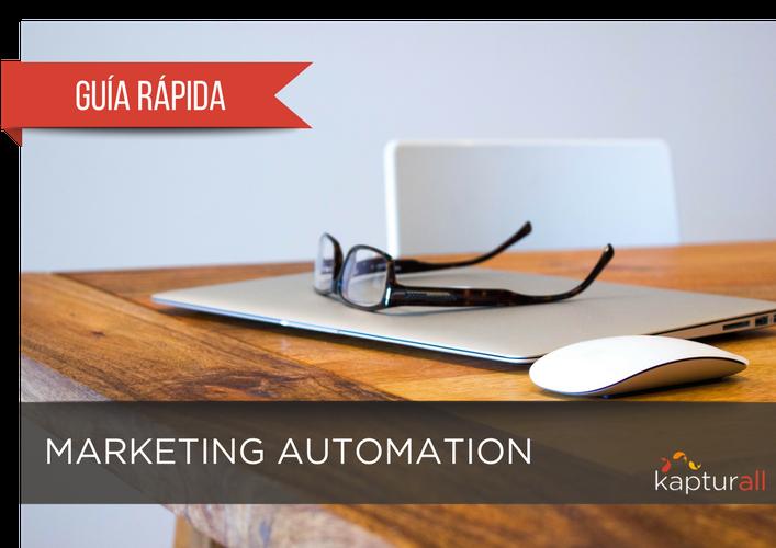 Qué es Marketing Automation