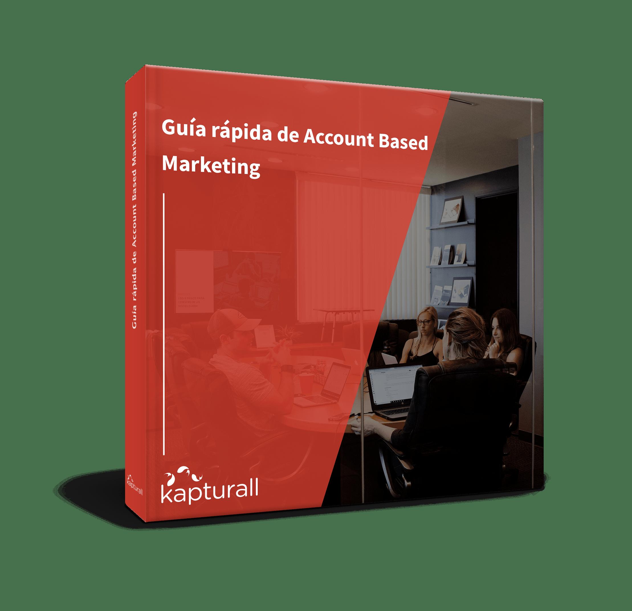 Guía rápida de Account Based Marketing